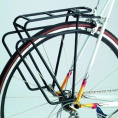 Rear rack, no brazons - Bike Forums