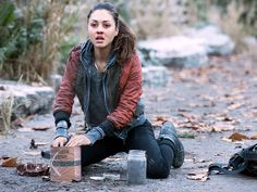 """S1 Ep10 """"I Am Become Death"""" - Raven"""