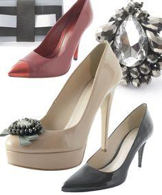 Buty Gloss Shoes - nowa marka na polskim rynku / kolaż ELLE.pl
