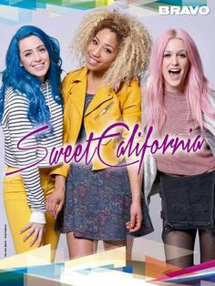 Póster: Sweet California (12)