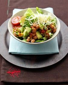 Bean, Corn, & Tortilla Salad
