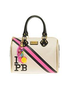 Paul S Boutique Molly Polo Stripe Bag At Asos