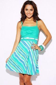 Summer cheap dresses for juniors - 3 PHOTO!
