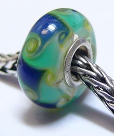Troll bead puzzle UU Royal Blue and Teal? $43.00