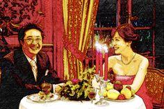 Lovers in Paris (2004) Cartoonized Photos http://www.akiatalking.com/2016/02/lovers-in-paris-2004-cartoonized-photos.html …