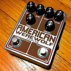 American Werewolf in Portland, Fuzz Pedal-