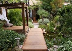 Jardin secret en Avignon