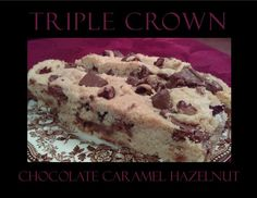 Triple Crown Belvidere Biscuits/Chocolate Walnut