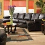 3 Piece Sectional Sofa in Edge Seagreen  Low Cost
