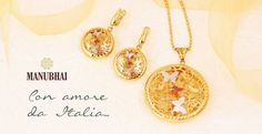 Grab your favourite piece of #italian #gold #jewellery at @ManubhaiJewellers #Borivali. The exhibition will last until 5th July 2015 and displays exquiste light weight Italian jewellery. For more updates around Jewellery and #jewellers visit www.jewellerscheck.com