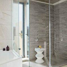 Floorgres 729498 Walks 1.0 Modulo Listello Sfalsato Gray Soft 21x40 cm | Tegels.com