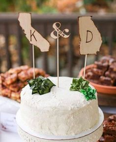 Cake Toppers For Wedding Unique   Wedding Cakes