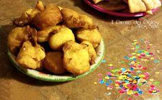 Tortelli milanesi fritti tipici di carnevale fatti in casa! Assaggiatene uno e non smetterete più di mangiarne! Sono facili da preparare e veloci da gustare