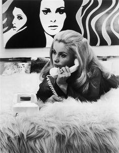 Catherine Deneuve in Hustle directed by Robert Aldrich, 1975