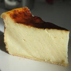 Custard pastry with vanilla (or coconut) - Flan patissier à la vanille (ou à la noix de coco)
