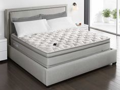 i8 Bed: Innovation Series Beds & Mattresses | Sleep Number: $3700