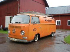 sänka bay pickup (Sida 1) - Typ2: Baywindow - Boxerville