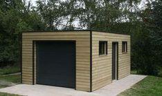 toit terrasse bac acier | technical details... | pinterest | toit ... - Plan Garage Ossature Bois Toit Plat
