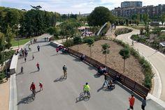Proyecto 'Madrid Río' recibe el XII Veronica Rudge Green Prize in Urban Design,Cortesía de Burgos & Garrido