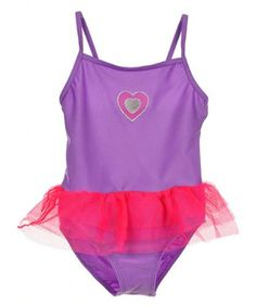 2 Be Real Bay Island 1-Piece Swimsuit  Sizes 2T - 4T  - purple  3tFrom #2 Be Real Price: $7.99 Availability: Usually ships in 24 hoursShips From #and sold by COOKIESKIDS