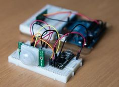 Create your own wireless motion sensor with Arduino