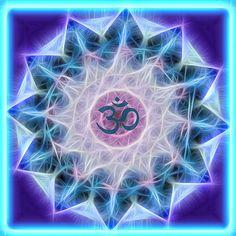Mandala - Healing OM -  2