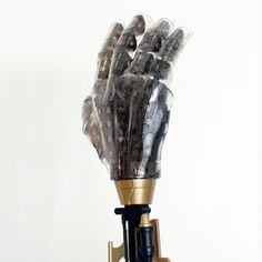 South Korean and U.S. researchers have developed a stretchable material that senses touch, pressure, and moisture, and could be used to give artificial limbs feeling.