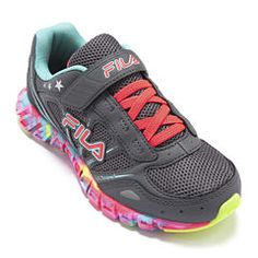 check out b9a88 e935e Fila® Volcanic Girls Running Shoes -Big Kids Big Kids, Athletic Shoes,  School
