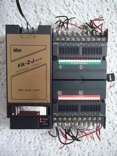 IDEC IZUMI CPU PF2J-CPU1EU with Module Type: PFJN161U + PFJ-T162U, 100%, OK