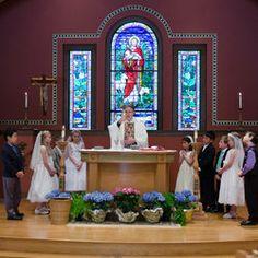 Good Shepherd Parish, Wayland, MA -- St. Zepherin Church