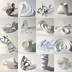Paper Sculpture Workshop   Flickr - Photo Sharing!