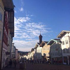 #Reiseblogger unterwegs im #Deutschland, die #Reise ging nach #Bayern genauer gesagt in die Marktstraße von #BadTölz