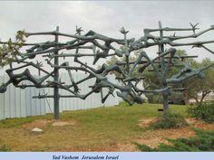 Holocauste Memorial, Yad Vashem, Jerusalem , Israel