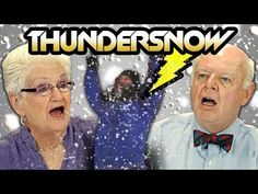 ELDERS REACT TO THUNDERSNOW