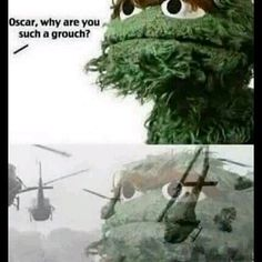 The truth behind Oscar.