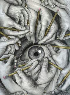 Incredible pencil art