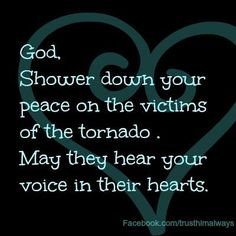 .Praying for The people of Moore , Oklahoma...