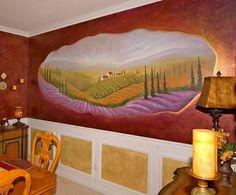 Johanna's Design Studio: Faux Painting, Venetian Plaster ...
