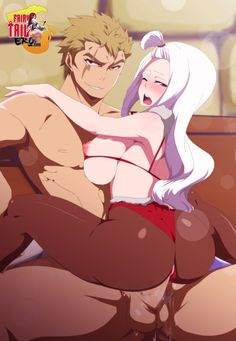 Laxus fairy tail lucy porn