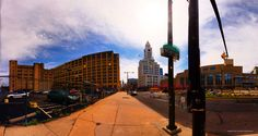 Panorama 1554_blended_fused small | 432 North Broad Street P… | Flickr - http://ehood.us/2fFYhBf  432 North Broad Street Philadelphia, PA Copyright © 2012, Bob Bruhin. All rights reserved. (via bruhinb.deviantart.com/art/Panorama-1554-blended-fused-36…)