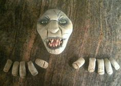 handmade Zombie Cake Topper by AshleysCakeToppers on Etsy, $40.00