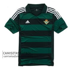 bb8d315b0 Segunda camiseta de tailandia Real Betis 2015 2016   camisetas de futbol  baratas Betis, Camisetas