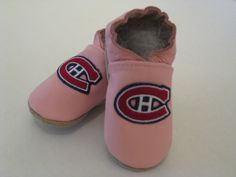 Montreal Canadiens Baby Slippers