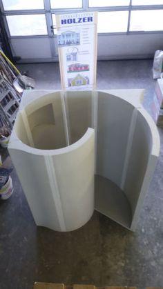 Schneckendusche Bausatz Bodengleich Duschboden