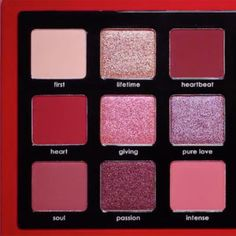 Sephora's Beauty Director shares the best Sephora eyeshadows and makeup brushes from brands like Anastasia Beverly Hills and Natasha Denona. Best Makeup Tips, Best Makeup Products, Makeup Ideas, Best Red Lipstick, Red Lipsticks, Best Drugstore Blush, Festival Eye Makeup, Anastasia Beverly Hills Palette, Eyes Game