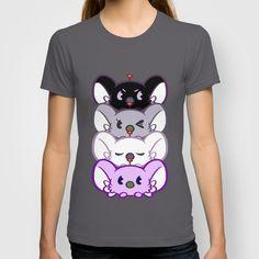 Secret Undercover Asexual Koaloids T-shirt