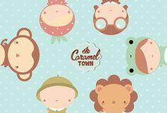 Caramel Town | Main Characters