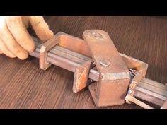 БЕЗ ЭТИХ САМОДЕЛОК НЕ ОБОЙТИСЬ! Как сделать своими руками полезные для работы приспособления? - YouTube Welded Metal Projects, Cnc Projects, Woodworking Projects Diy, Projects To Try, Wardrobe Door Designs, Metal Workshop, Metal Working Tools, Homemade Tools, Barn Plans