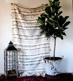 Morrocan Wedding Blanket | Child of Wild
