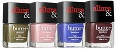 butter LONDON Allure for butter LONDON 'Arm Candy' Nail Lacquer Set (Limited Edition) ($40 Value) by Butter London
